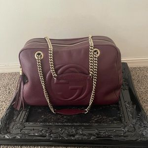 Gucci Soho handbag.